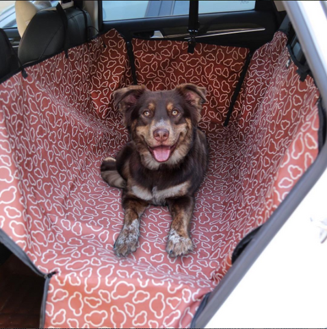 Car Back Seat Cover For Dog