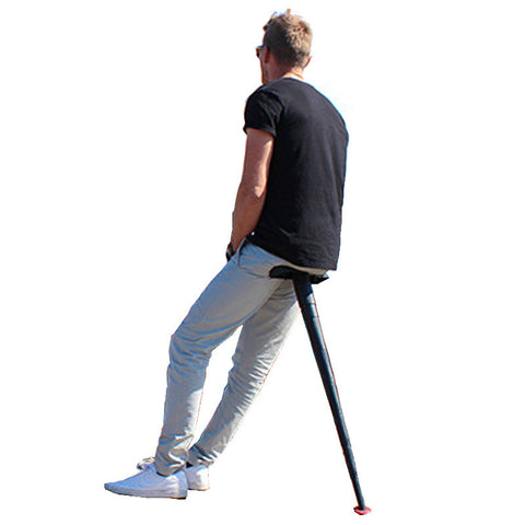 Foldable Standing Chair Stick