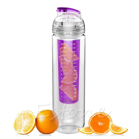 Detox Water Infuser Bottle