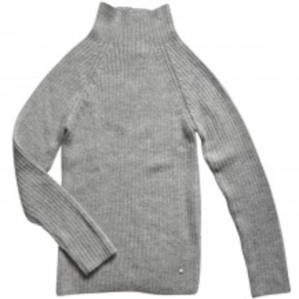 Esencia rib strik sweater barn
