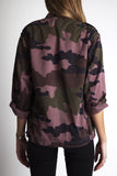 pink camo jacket for women