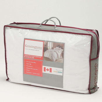 Kensingtons Luxury Canadian Goose Feather & Down Pillows 1300G 50/50