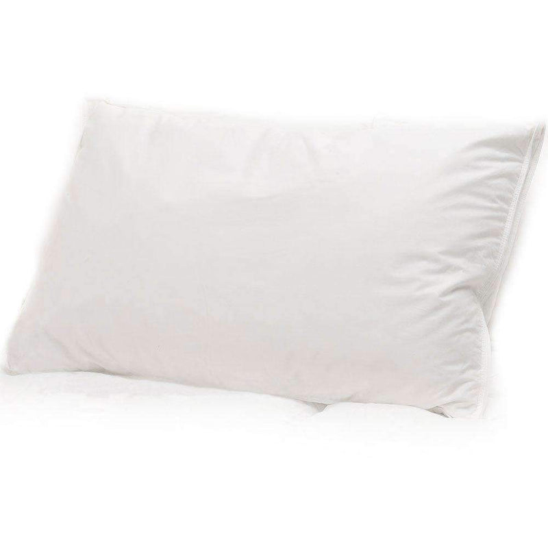 Luxurious Hungarian Goose Feather & Down 3ft King Size Pillow 1500G