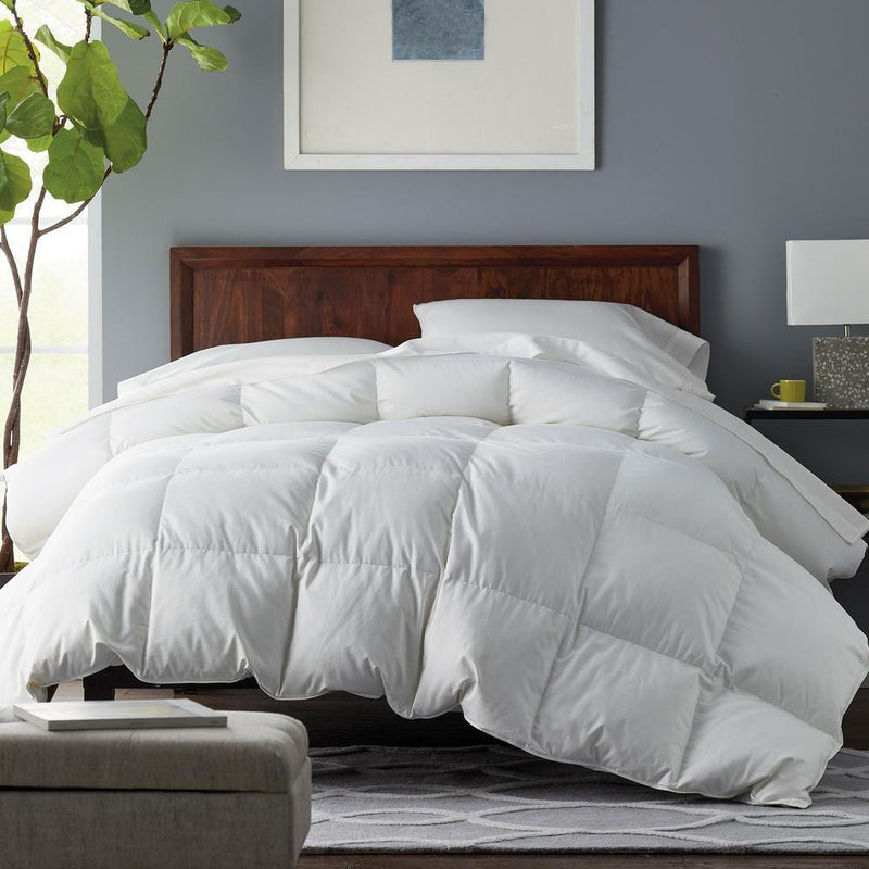 Kensingtons Platinum 100% Austrian Goose Down Super King Bed Duvet  - 5 Year Warranty