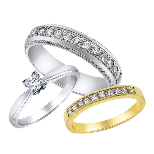 Affordable Diamond Jewellery