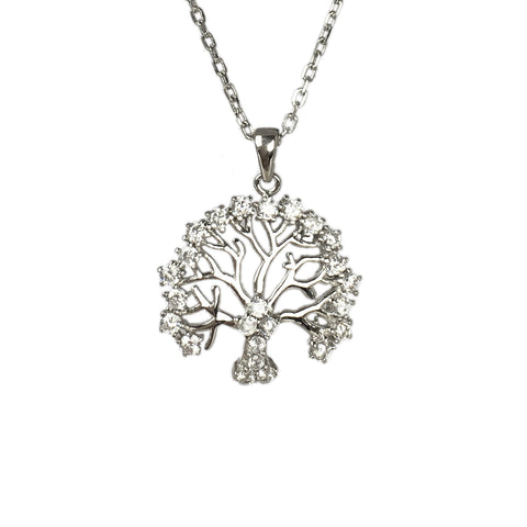Tree of Life Necklace - www.sparklingjewellery.com