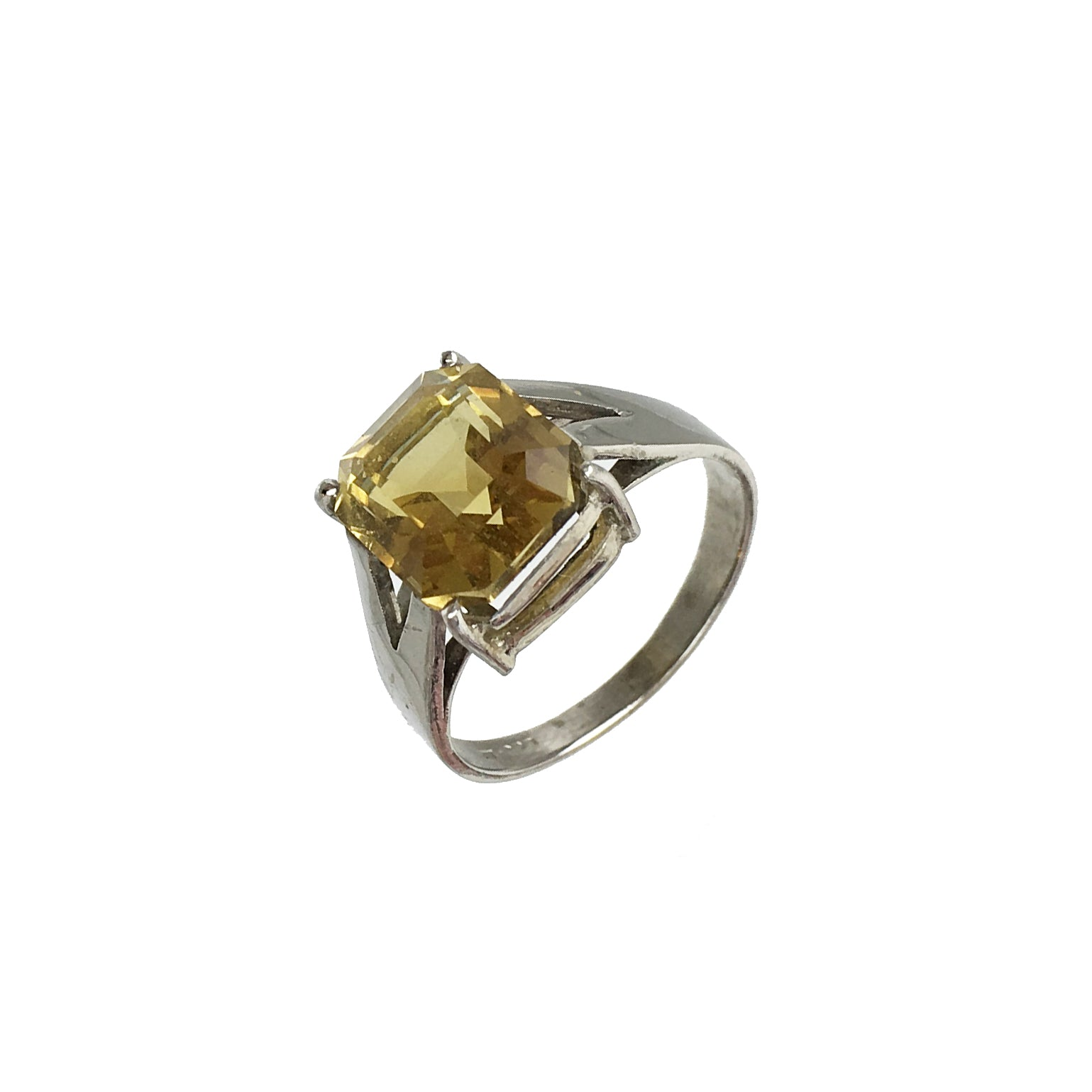 emerald com products citrine ring sparklingjewellery cut