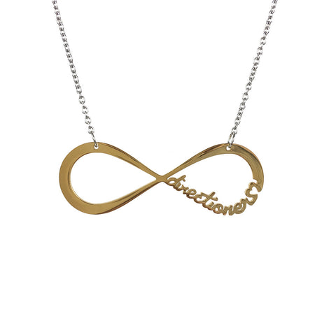 1D Infinity Necklace