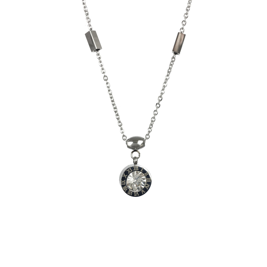 Designer Silver Necklace