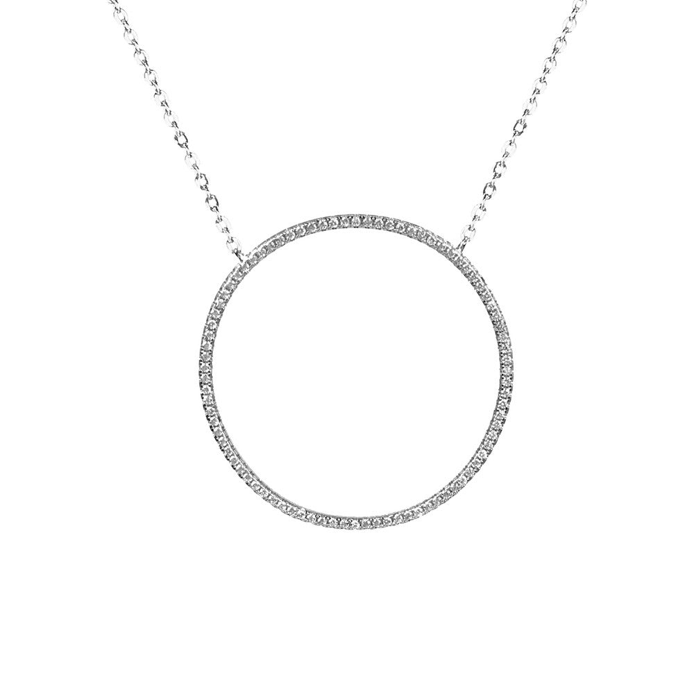 Hoxton Circle of Life Karma Necklace