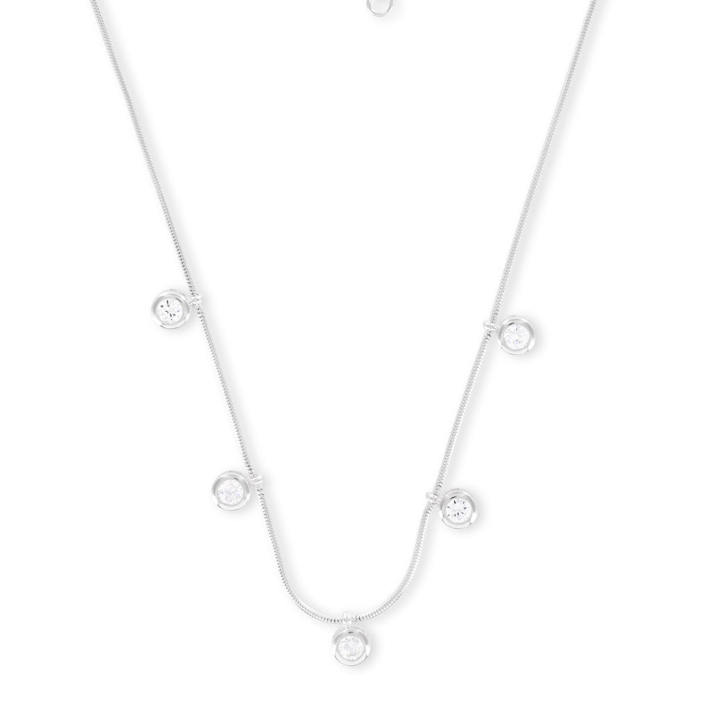 Simulated Diamonds by The Yard - www.sparklingjewellery.com