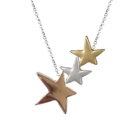 Constellation of Stars Necklace