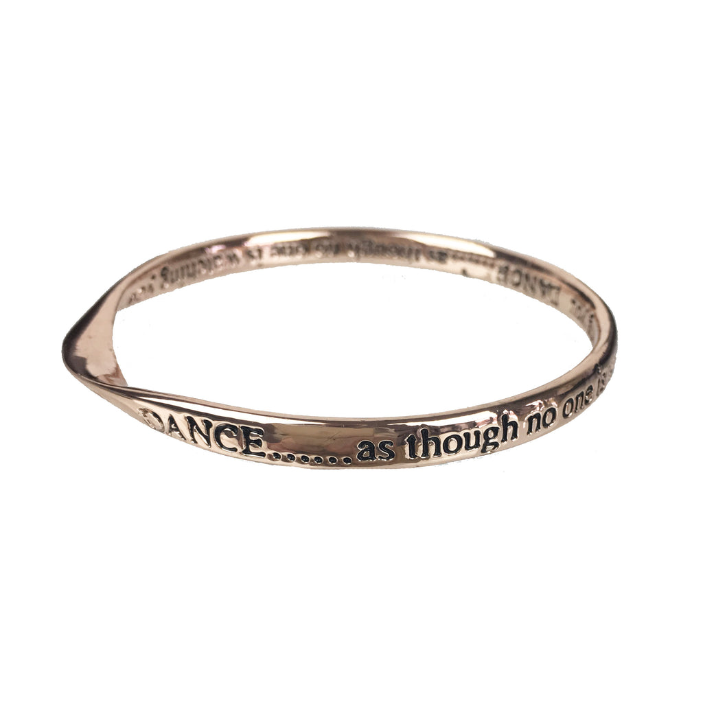 DANCE... as though no one is watching - www.sparklingjewellery.com