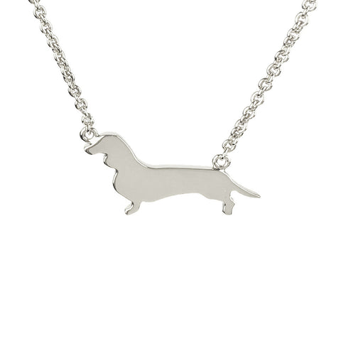 Dachschund Dog Necklace