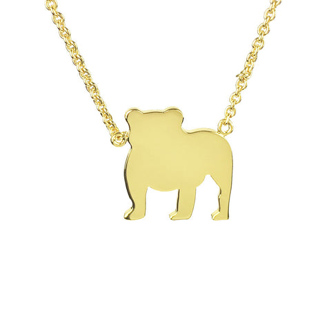 English Bull Dog - www.sparklingjewellery.com