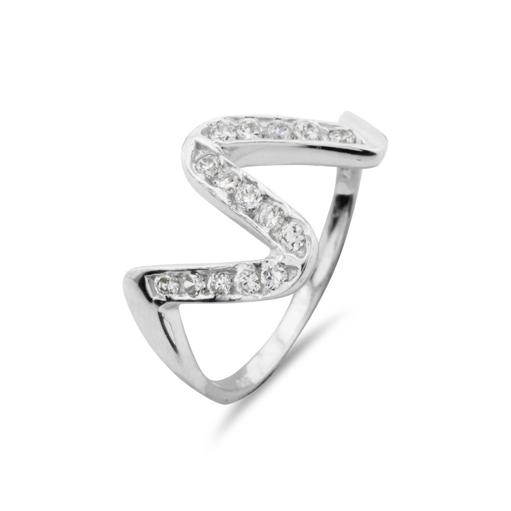 Hoxton Heartbeat Ring - www.sparklingjewellery.com