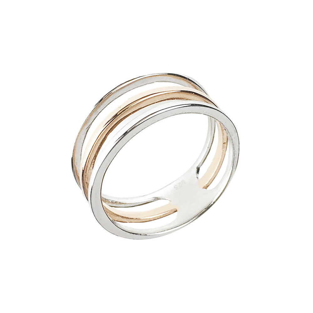Hoxton Layer Ring