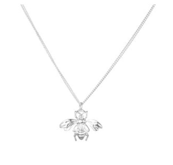 Bumble Bee Necklace - www.sparklingjewellery.com