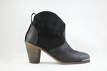 Boot High Heel Black