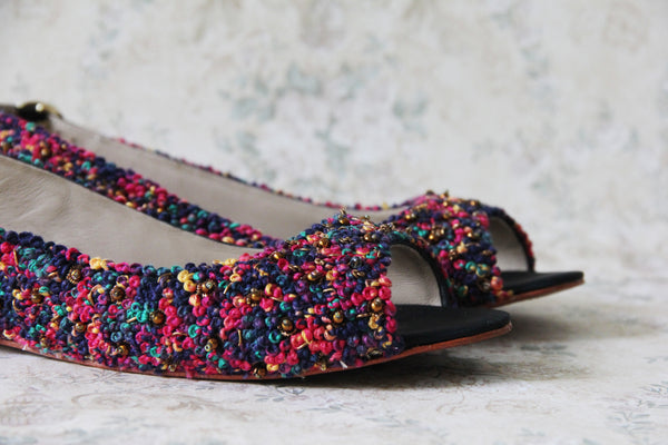 tribe sharmila sandals- 5mm flat