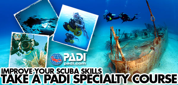 PADI Speciality Of The Month