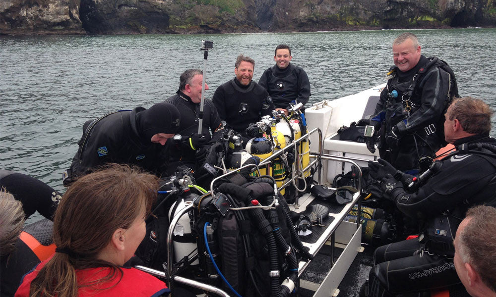 Sea Search Ulster Wildlife Dives
