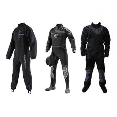 All Drysuits