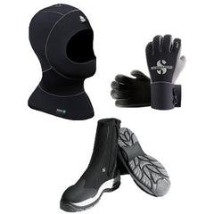Boots, Gloves & Hoods