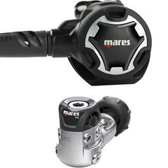 Mares Dual 15X regulator DIN