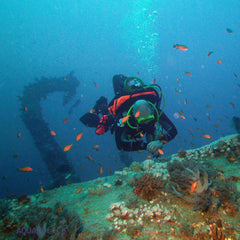 PADI Multi-level Diver Specialty