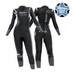 ZONE 3 LADIES ADVANCED TRI WETSUIT