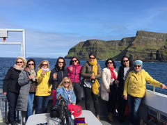 Private charter Giants Causeway Carrick a Rede boat trip from Ballycastle for up to 12 persons