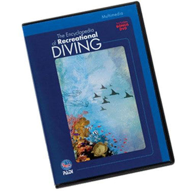 PADI Encyclopaedia of Recreational Diving DVD