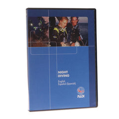 PADI Night Diver DVD
