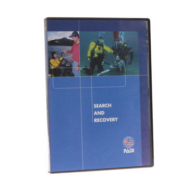 Search and Recovery Diver DVD