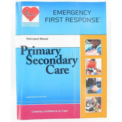 Emergency First Response - Primary & Secondary Care Manual