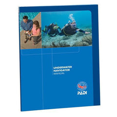 PADI Underwater Navigator Manual