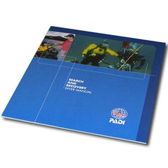 PADI Search and Recovery Diver Manual