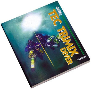 PADI Tec Rec Trimix Manual
