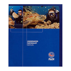 PADI Underwater Naturalist Manual
