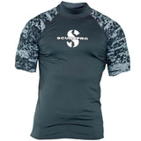 Scubapro Rash Guard Mans Short Sleeve