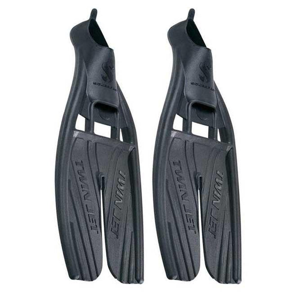 SCUBAPRO TWIN JET FULL FOOT FINS
