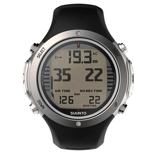 SUUNTO D6i Novo with Transmitter Offer