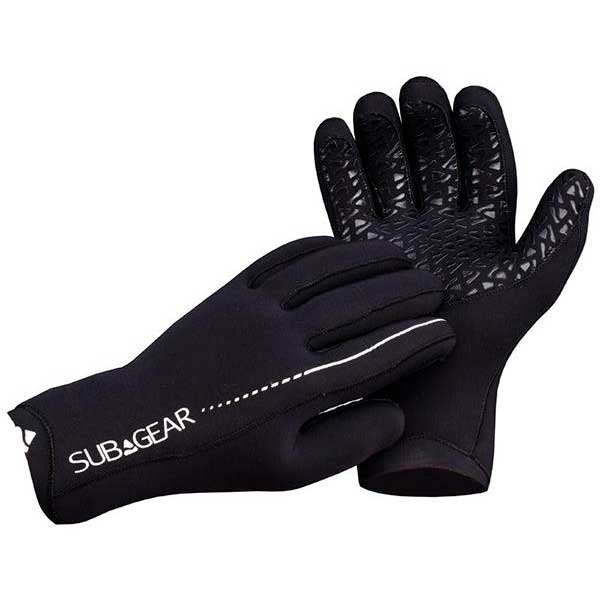 SUBGEAR Super Stretch 5mm and 3mm gloves