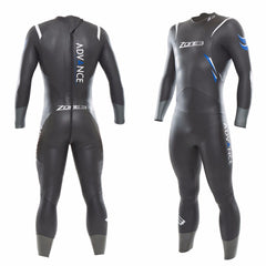 Mens Advanced Zone 3 Tri Wetsuit