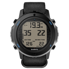 Suunto D6i Novo Black Zulu with Transmitter Offer