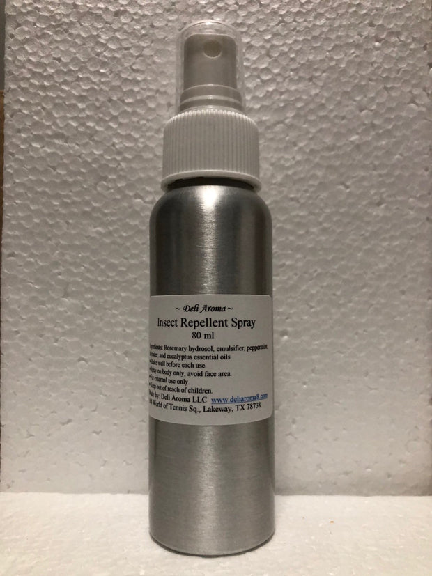 Insect Repellant Spray 80mL - Deli Aroma