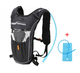 Water Bag Backpack + 2L Straw For Running