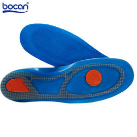 Silicone Gel Insoles Sports Running insoles Massaging shoe inserts