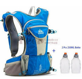 Nylon Backpack 12L Outdoor Lightweight Hydration Water Pack Sport Bag